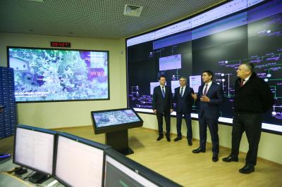 «Ленэнерго» запустило в работу первый автоматизированный  район электрических сетей в Ленинградской области