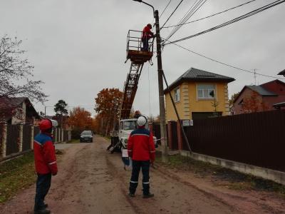 Задолженность за электроэнергию стала причиной ограничения энергоснабжения потребителей в Петродворцовом районе