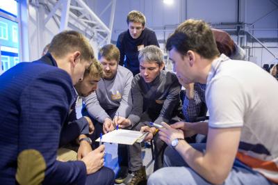 «Россети Ленэнерго» провели бизнес-квест для формирования молодежного кадрового резерва