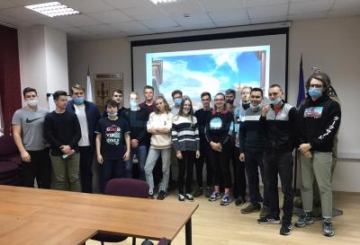 Студенты Политехнического университета Петра Великого проходят практическое обучение на рабочих местах в «Россети Ленэнерго»