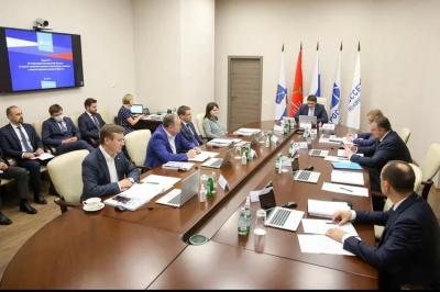 В «Россети Ленэнерго» состоялось первое очное заседание Совета директоров в новом составе