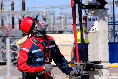 В «Россети Ленэнерго» завершаются Всероссийские соревнования профмастерства энергетиков