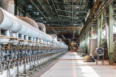 «Россети Ленэнерго» обеспечили дополнительную мощность заводу полимерных материалов в Санкт-Петербурге